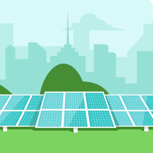 太陽光発電 +蓄電池パワコン